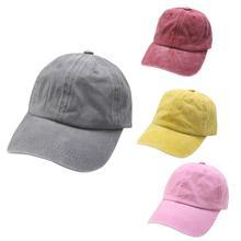 Recién Nacido lindo bebé sombrero del verano bebé de algodón de moda de  Sanpback de béisbol niño niña gorra sol bebé sombrero pa. eb30d437605