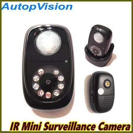 IR Motion Detector Video Recorder Surveillance Camera (Dakota Alert DVR-01)