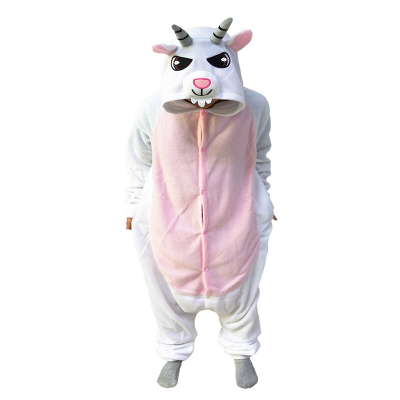 New Sleepwear Women's Sleep Apparel Fantasy Cartoon Onesie Winter Animal Pajamas Whole Hot Sale Girls Jumpsuit Pyjamas Size S-XL