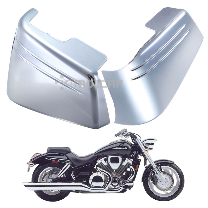 Brand New Free Shipping Chrome Battery Side Fairing Cover