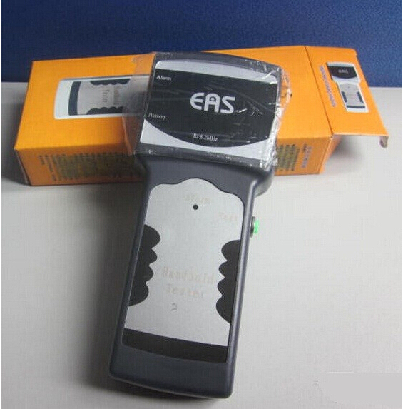 eas handheld detector eas rf detector eas tag frequency handheld detector for 8.2MHZ tags