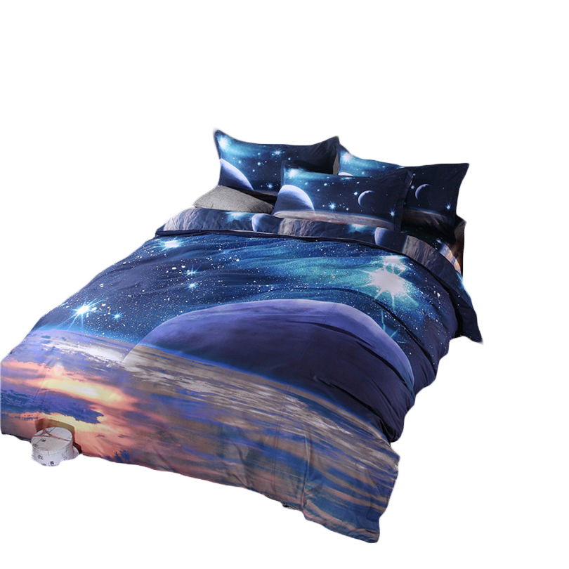 Outer Space Twin Bedding