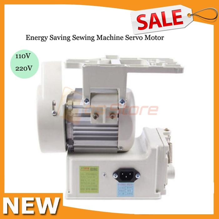 220v energy saving sewing machine servo motor 500w direct for Direct drive servo motor