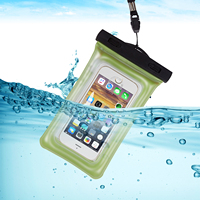 Clear Waterproof Mobile Phone Bags For IPhone8 7Plus Pouch Case Cover For Samsung Galaxy S8 Plus