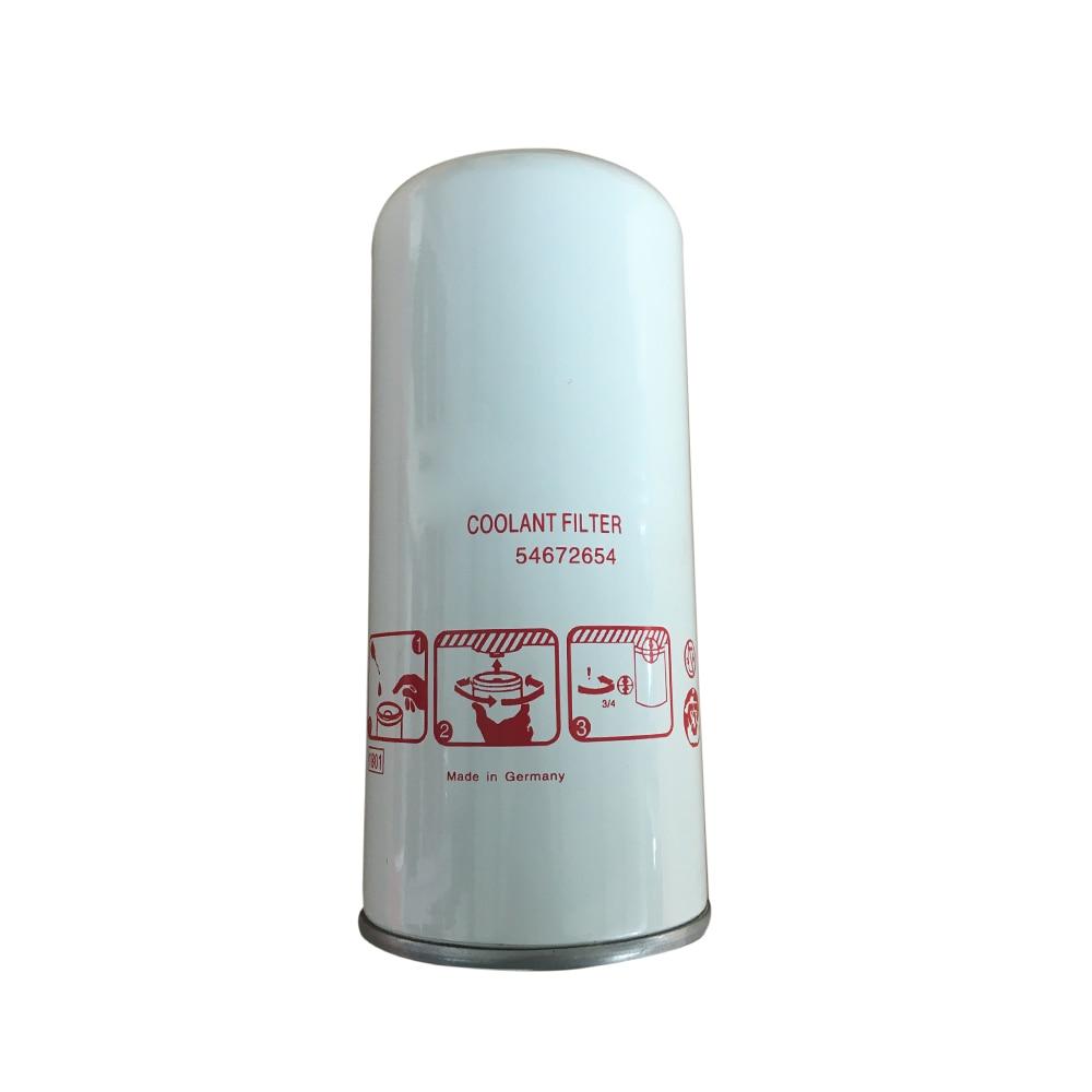 Replacement Air Compressor Parts Oil Coolant Filter 54672654 92888262 39911631 39911615 39329602 42843805 for Ingersoll RandReplacement Air Compressor Parts Oil Coolant Filter 54672654 92888262 39911631 39911615 39329602 42843805 for Ingersoll Rand