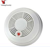 Wireless Independent Smoke Sensor CO Carbon Monoxide Poisoning Sensor Photoelectric CO Smoke Detector Alarm