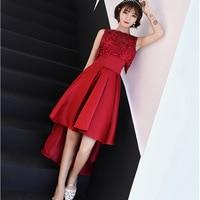 Elegant Asymmetrical Women's Dress Formal Dresses for Party Graduation