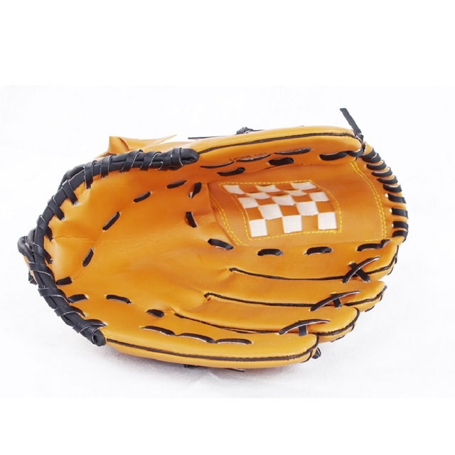 Right hand Male Baseball Glove Female Professional Glove Left Hand Outdoor Sports Racing Gloves Child10.5/Teenage11.5/Adult12.5 3