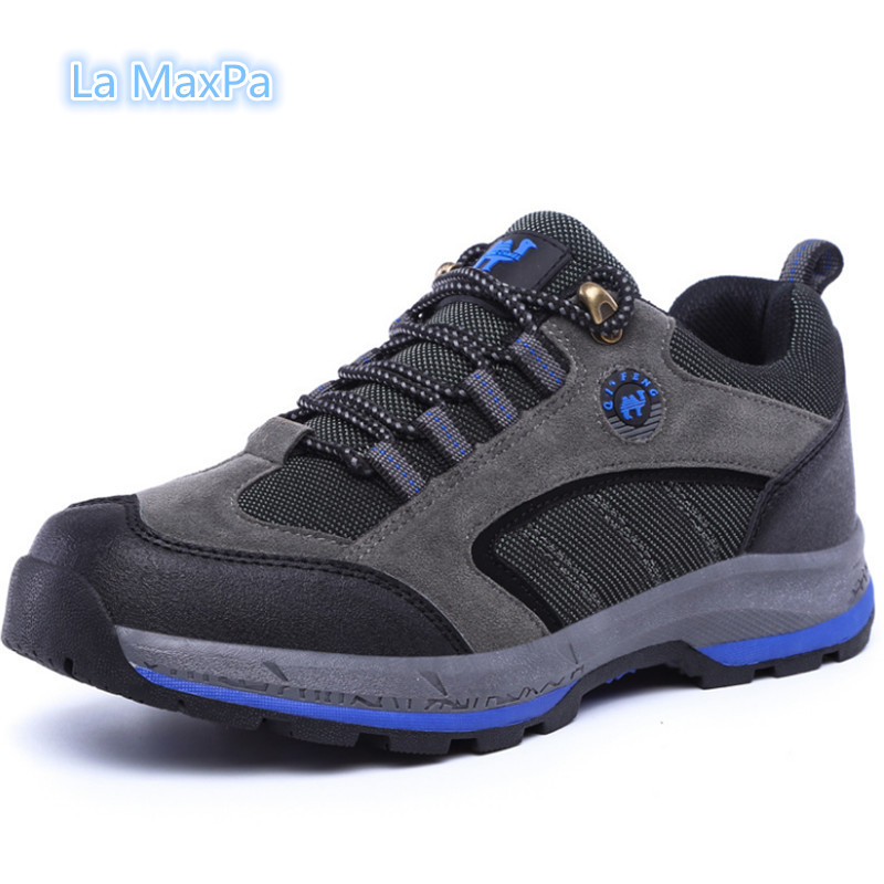High qualit Outdoor men Sneakers sport shoes woman women Running shoes Anti-skid Off-road Jogging Walking Athletic Trainers n n