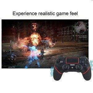 Image 5 - 3 色ワイヤレス Bluetooth ゲームパッドゲームコントローラコンソールソニー PS4 プレイステーション 4 ジョイスティック