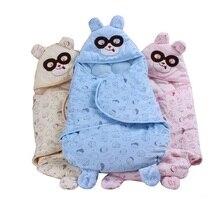 Baby Autunm Winter Sleeping Bag Thick Anti-kick Sleepsacks Newborn Boys Girls Character pretend Separate Feet Blanket Clothing