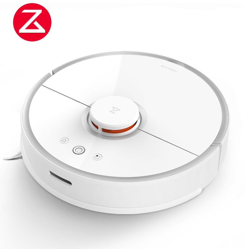 2019 Xiaomi Vacuum Cleaner 2 Mi Roborock S50 S55 Robot WIFI APP Control Wet drag Mop & Sweep Smart Planned with water tank home