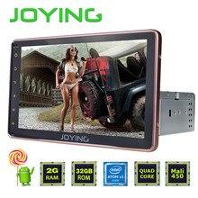 Joying latest 2GB RAM Muilti color Kit Single 1 DIN 8″ Android 5.1 Car Audio Video Stereo SWC Head Unit RDS Radio GPS Navigation