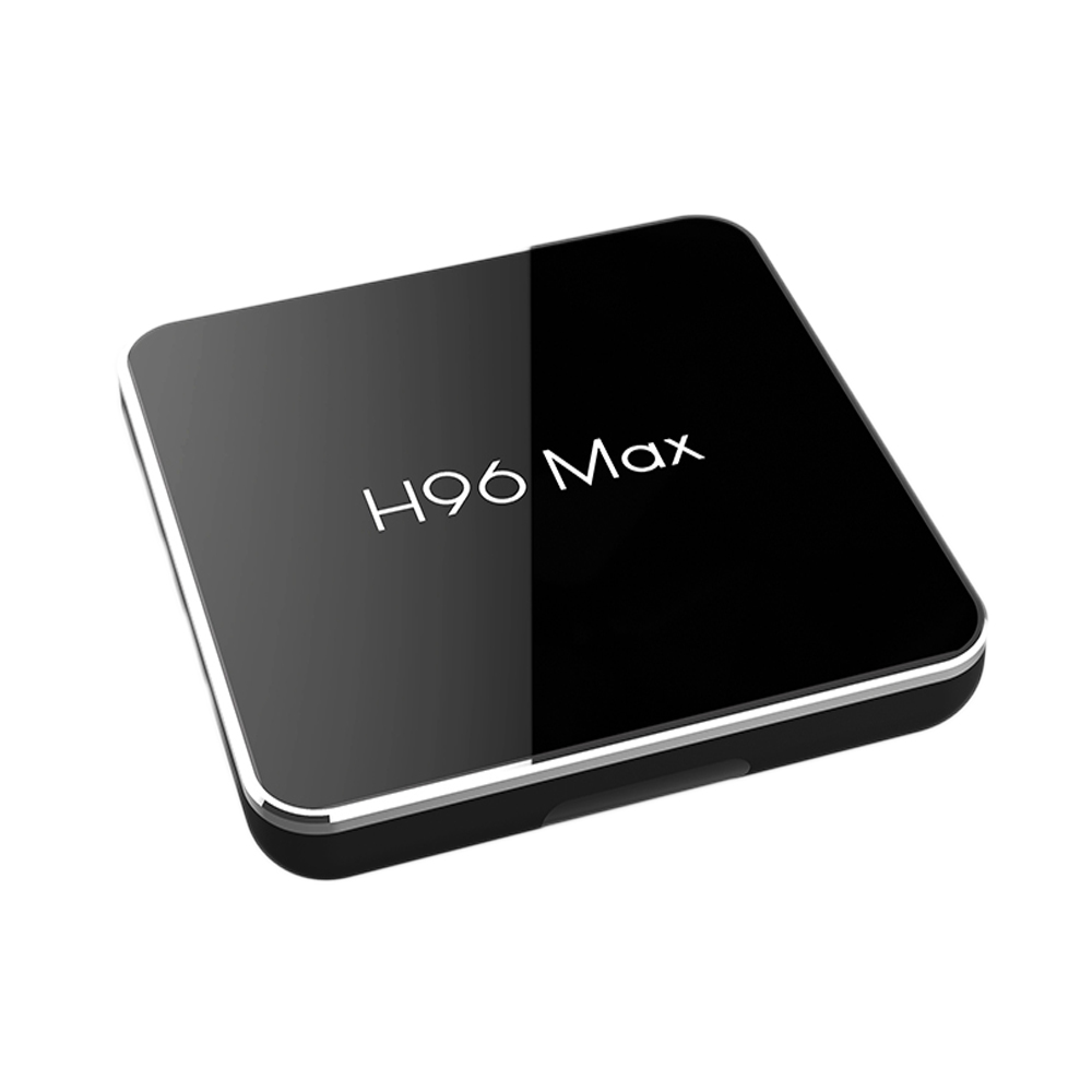 H96 max x2 Android 8.1 Smart TV BOX 4GB 64GB Amlogic S905X2 Quad Core Set-top box H.265 4K WiFi H96MAX 4G 32G media player PKX96 цена