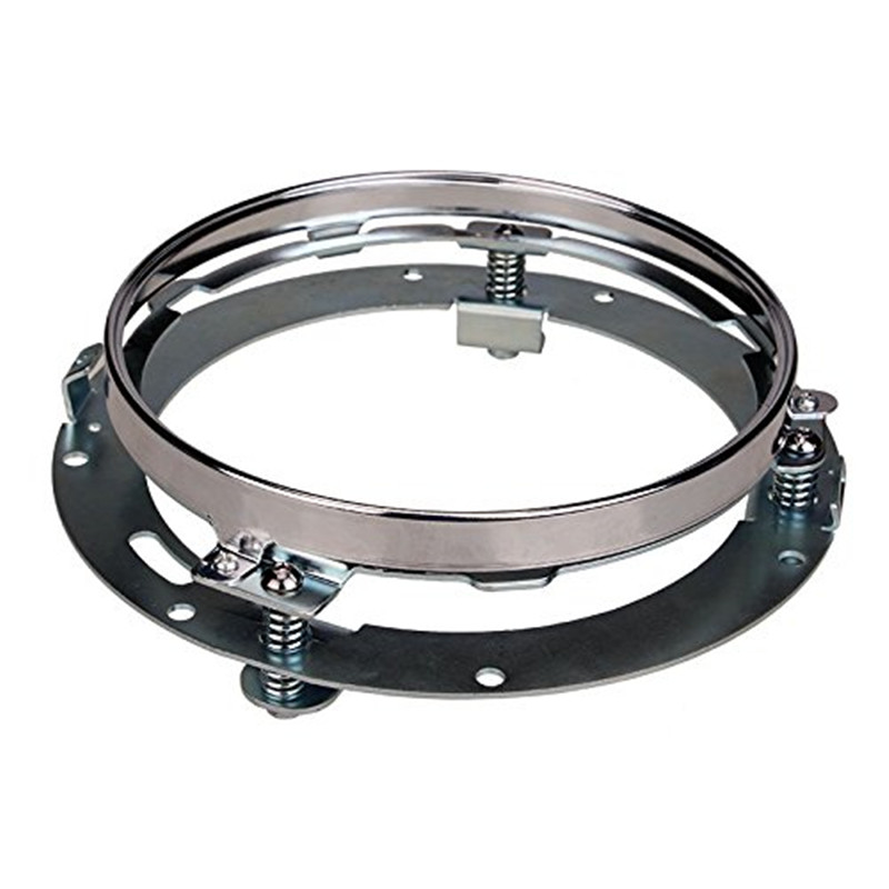 1X 7 Inch Round Mounting Bracket Ring For 7