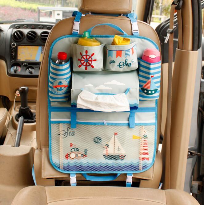 MUNIUREN-Cute-Cartoon-Car-Seat-Back-Organizer-Storage-Bags-Hanging-Car-Organizador-Bags-Pocket-Car-styling