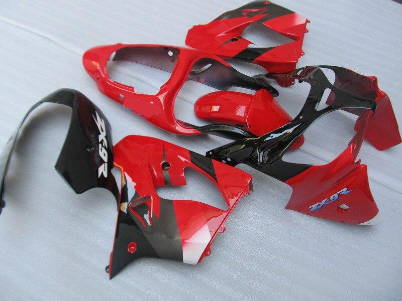 Motorcycle Fairing Kit for KAWASAKI Ninja ZX9R 00 01 ZX 9R 2000 2001 zx9r 00 01