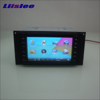 Liislee For Suzuki Liana 2005~2010 Radio CD DVD Player & GPS Nav Navi Navigation System Double Din Car Audio Installation Set