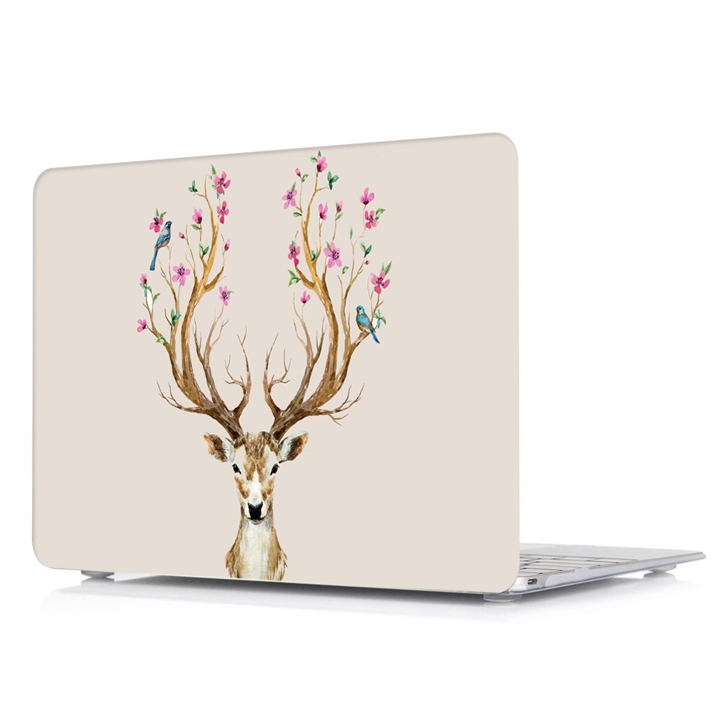Cute Pattern Hard Shell Case for MacBook 20