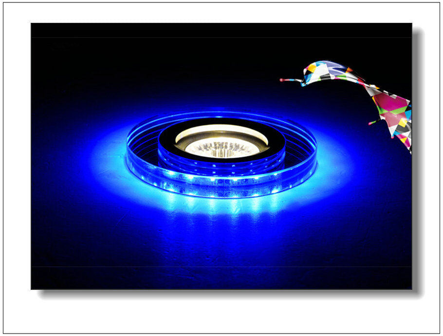 Wholesale 2015 Newest 5W Double Color LED Downlights LED Ceiling Down Lights Energy Saving LED Lamp AC85~ 265v detroit diesel diagnostic link dddl 8 03 engineering level 3 ts 100% can edit parameters