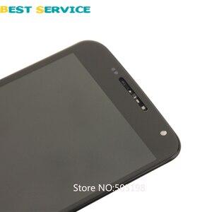 Image 2 - 100% ทดสอบ LCD สำหรับ Nexus 6 หน้าจอสำหรับ Motorola Moto Nexus 6 XT1100 XT1103 จอแสดงผล LCD กรอบ digitizer ASSEMBLY