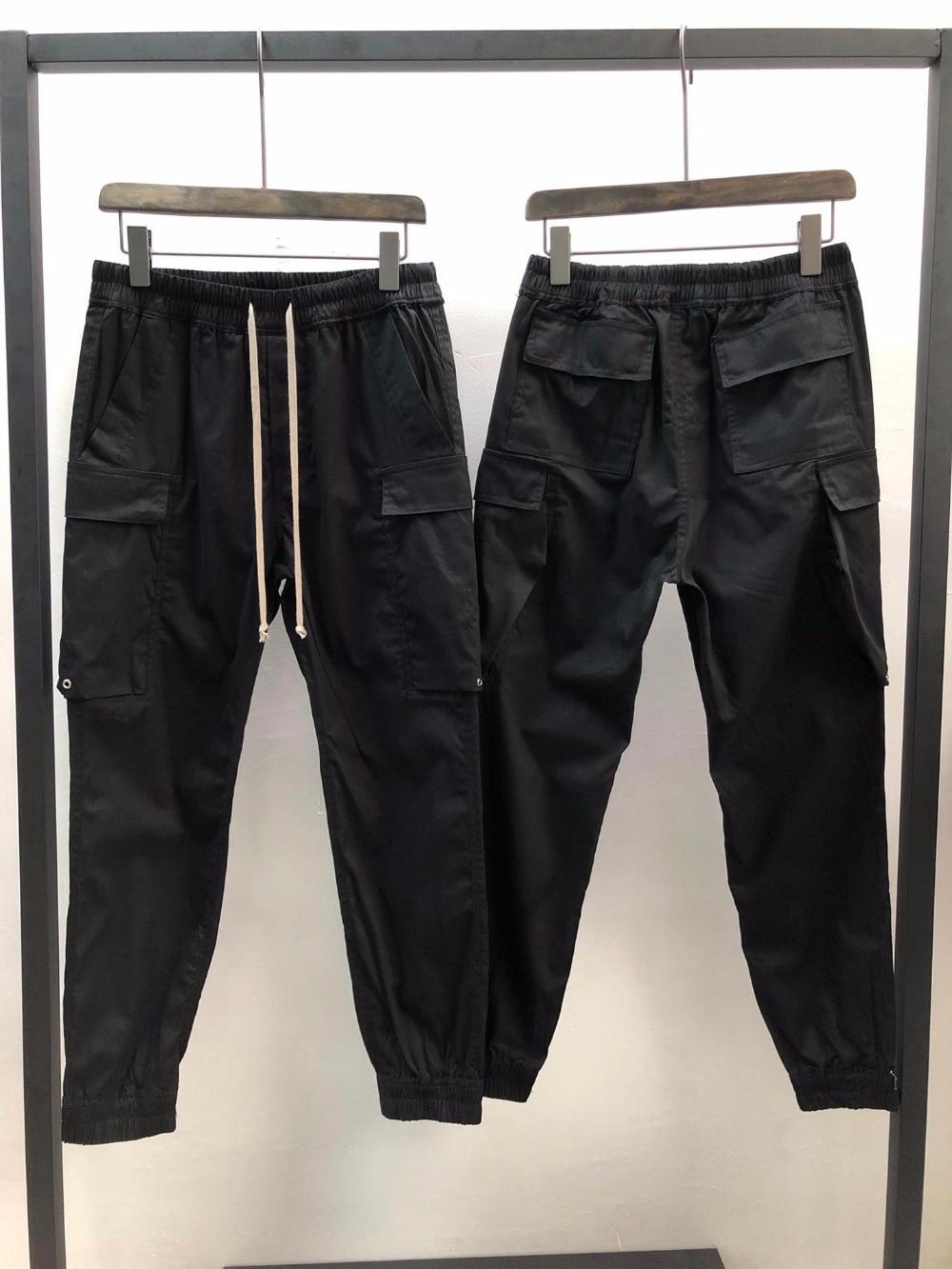 Pantalones para hombre 100% algodón gótico ropa de hombre pantalones de chándal de verano ligeros para mujer talla XL-in Pantalones deportivos from Ropa de hombre    1