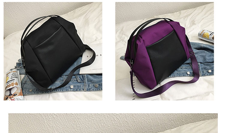 Large Capacity Women Beach Bags Shoulder Mummy Handbag WaterProof Nylon Folding Tote Long Large Capacious Shopping Bags 38