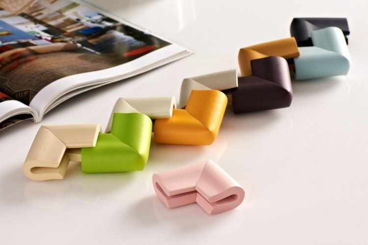 Aliexpress.com : Buy 10PCS Baby Safty Security Child Kids Safety Products  Glass Coffee Table Corner Cushion Guards Protector Children Securite Enfant  From ...