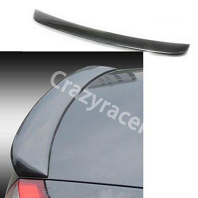 A4 B6 Carbon Fiber Rear Trunk Boot Lip Spoiler Wing For Audi A4 B6 sedan 2001-2004 стоимость