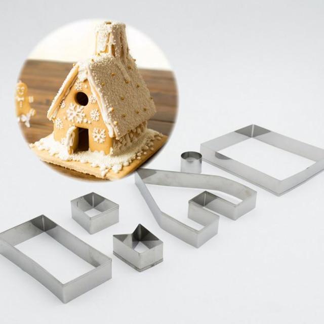 Cina fornitura a basso costo di casa a forma di biscotti stampo in ...