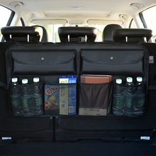 Trunk Box For Toyota FJ Land Cruiser trunk net trunk storage bag car fixed luggage car storage bag speedwow car styling 4pcs set car trunk receive store content bag storage network fixed fire extinguisher magic strip fixed belt