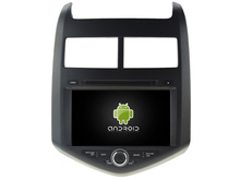 NAVIRIDER Eight Core 4GB RAM Android 6.0.1 car multimedia player for CHEVROLET AVEO car dvd gps BT radio stereo USB