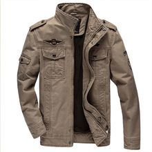 Best Jacket Brand Jacking Man Winter Jackets Men Coats Army Military High Quality Stand Collar