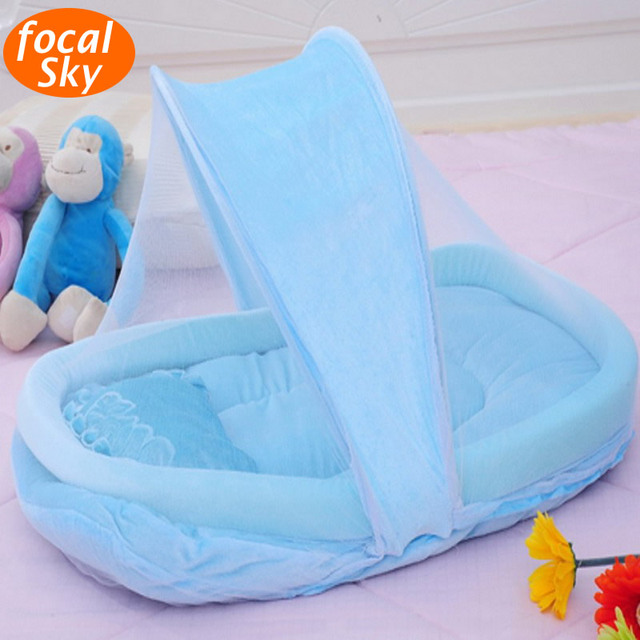 Portable Baby Mosquito Net Bed Newborn Baby Crib Ship Type Baby Cradle Bed Mosquito Net Tent  sc 1 st  AliExpress.com & Aliexpress.com : Buy Portable Baby Mosquito Net Bed Newborn Baby ...