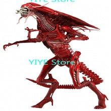 """Aliens genoid Красная Королева Мать Делюкс фигурка Коллекционная модель игрушки 1"""" 46 см CP0085"""