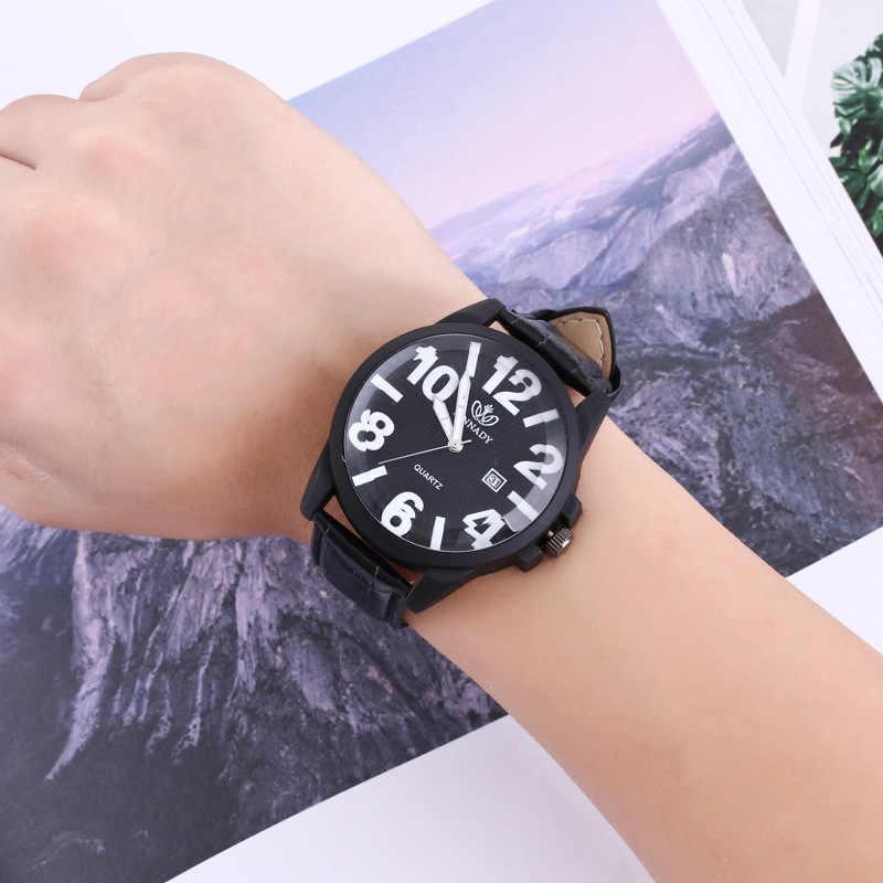 2017หน้าปัดขนาดใหญ่นาฬิกาควอทซ์ชายยอดนาฬิกาแบรนด์หรูที่มีชื่อเสียงชายนาฬิกานาฬิกาข้อมือนาฬิกาปฏิทินควอตซ์-นาฬิกาRelógio Masculino