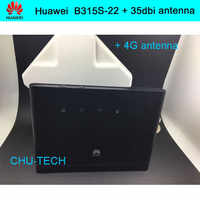 Unlocked original Huawei E5186 Cat6 300Mbps E5186s-22a LTE 4g wireless  router 4g FDD TDD cpe wireless router
