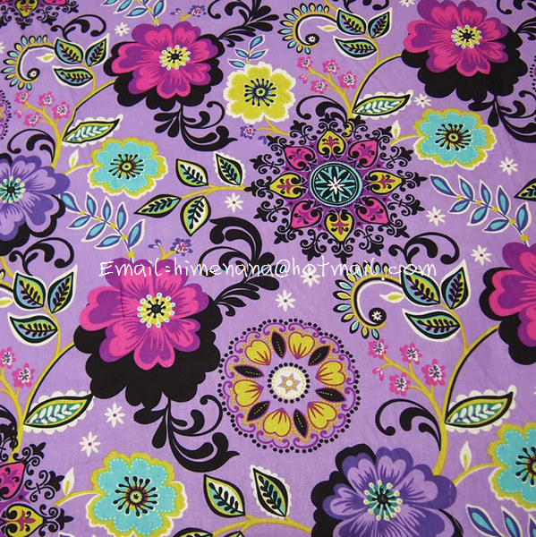 Free Shipping Hh564 1 Yard Brother Sister Design Studio Cotton Woven Fabric Flowers Purple W105 Designer Fabric Fabric Free Shippingcotton Woven Fabric Aliexpress