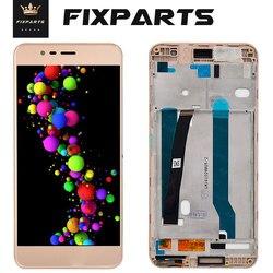 """Dla 5.2 """"Asus Zenfone 3 Max ZC520TL X008D wyświetlacz LCD ekran dotykowy Digitizer montaż z ramą zamiennik dla ASUS zc520tl LCD w Ekrany LCD do tel. komórkowych od Telefony komórkowe i telekomunikacja na"""