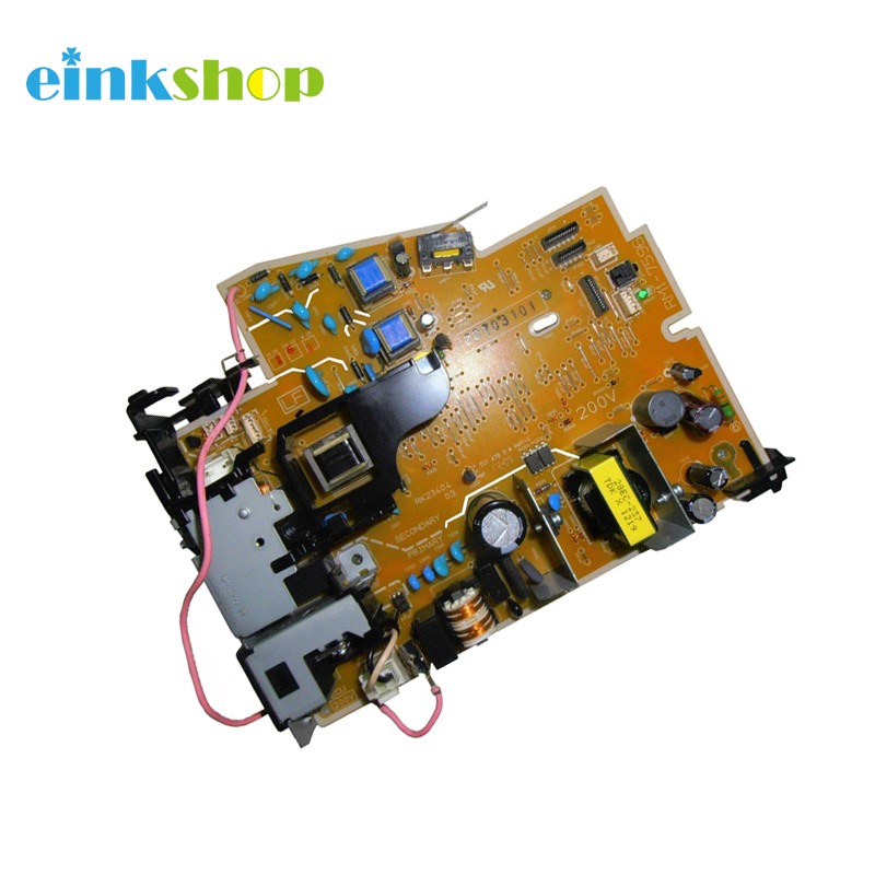 einkshop RM1-7596 Power Board For <font><b>HP</b></font> P1102W P 1102W <font><b>1102</b></font> P1102 <font><b>Printer</b></font> Power Supply Board image