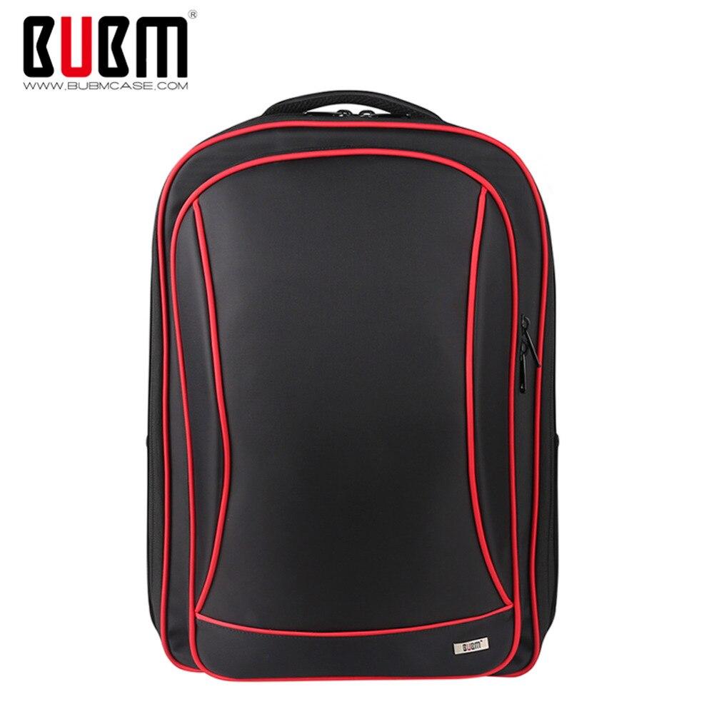 BUBM Gadget di Viaggio Dell'organizzatore Zaino per PS VR, Gioco PS4 Console e Accessori, Comodo da Trasportare PS4 PRO Gamepad Bag-Nero