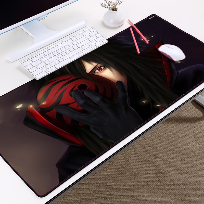 Mairuige Аниме Наруто роли Мышь pad Diy Мышь коврик очень большой Размеры игровой резиновый Мышь Pad Anitskid одежда Tablet коврики Pcmat