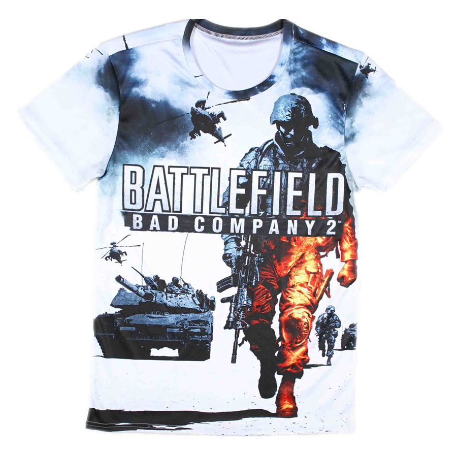 Aliexpress.com : Buy New 2015 Storm Spirit Battlefield 3D T shirt ...