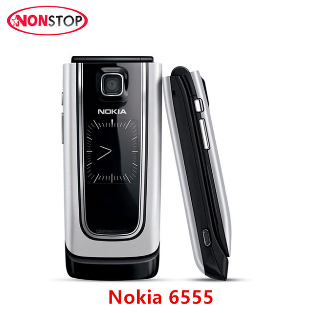 nokia 6555 unlocked original sigle core 1 camera refurbished cell rh aliexpress com Nokia 6555B Software Nokia Model 6555B Manual