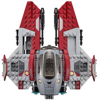 Lepin Star Wars Obiwan S Jedi Interceptor Micro Building Blocks Bricks Toys Fighters Building Brick Space