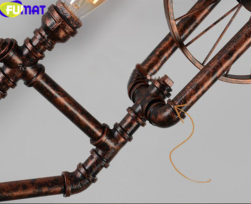 Bicycle Wall Lamps 16