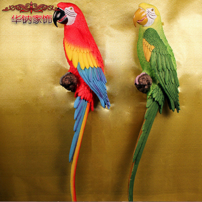Parrot Wall Decor Gallery - home design wall stickers