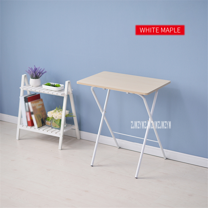 Z1 Portable Folding Desk Laptop Table Household Bed Office Table Multi-function Small Table Simple Modern