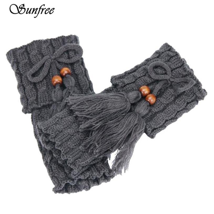 Sunfree 2016 New Design Women 1 Pair Women Bohemia Stretch Boot Leg Cuffs Adult Socks Brand New and High Quality Nov 9