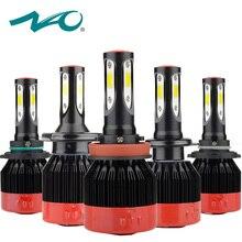 fog light h11 H7 led car h1 led auto h27 hb4 hb3 h8 h3 9005 9006 880 881 for motorcycle automobiles peugeot 407 307 passat NAO